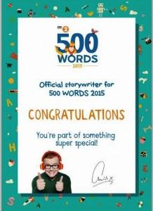 500 WC Certificate