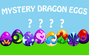 Mystery Dragon Eggs